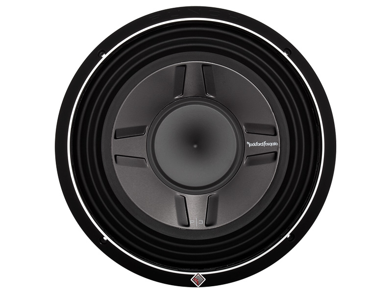 PUNCH P3SD4-12 – 12″ Shallow 4-Ohm DVC Subwoofer