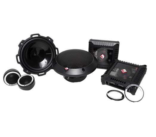 POWER T152-S – 5.25″ 2-Way Component System