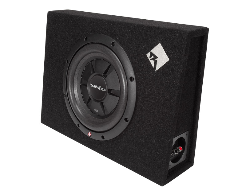 PRIME R2S-1X10 – 10″ Shallow Loaded Enclosure