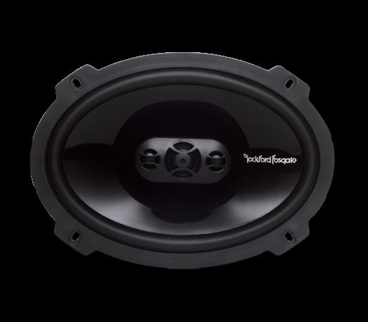Punch P1694 – 6″x9″ 4-Way Full Range Speaker.