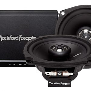 4-channel 160 Watt speaker system