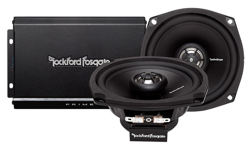 PRIME R1-HD4-9813 – 4-channel 160 Watts speaker system