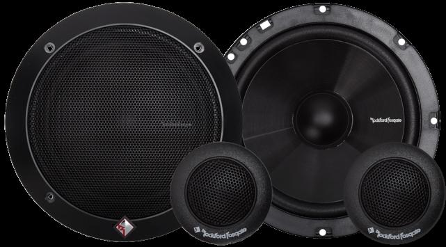PRIME R1675-S – 6.75″ 2-way Component speaker set
